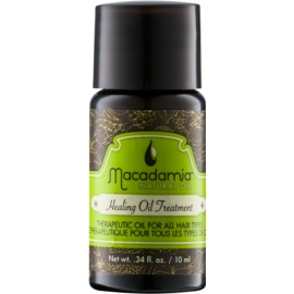 Macadamia Natural Oil Care kuracja do włosów do wszystkich rodzajów włosów  10 ml