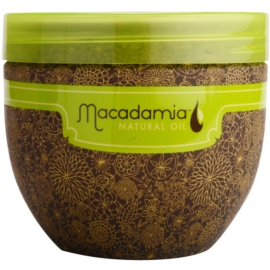 Macadamia Natural Oil Care masque pour chevex secs et abîmés  236 ml