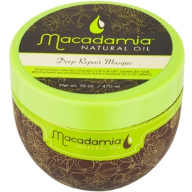 Macadamia Natural Oil Care mascarilla para cabello seco y dañado  470 ml