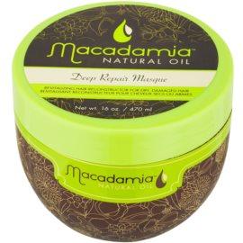 Macadamia Natural Oil Care Maske für trockenes und beschädigtes Haar  470 ml