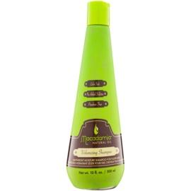 Macadamia Natural Oil Care leichtes feuchtigkeitsspendendes Shampoo für mehr Volumen ohne Silikone und Sulfate  300 ml