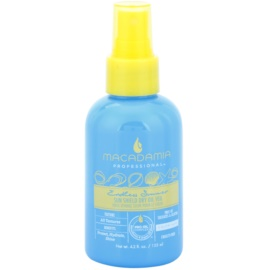 Macadamia Natural Oil Endless Summer Trockenöl für von der Sonne überanstrengtes Haar  125 ml