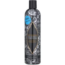 Macadamia Oil Extract Exclusive après-shampoing nourrissant pour tous types de cheveux  400 ml