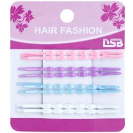 Magnum Hair Fashion barevné pinety do vlasů  8 ks