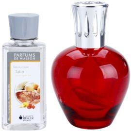 Maison Berger Paris Pomme dárková sada II. lampa  + náplň 180 ml