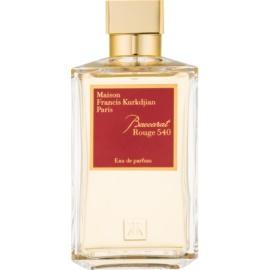 Maison Francis Kurkdjian Baccarat Rouge 540 парфюмна вода унисекс 200 мл.