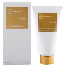 Maison Francis Kurkdjian Amyris Femme Body Cream for Women 150 ml