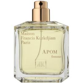 Maison Francis Kurkdjian APOM Pour Femme eau de parfum teszter nőknek 70 ml