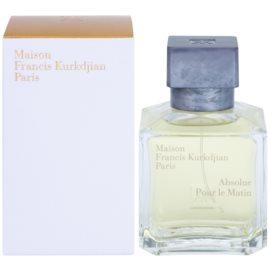 Maison Francis Kurkdjian Absolue Pour le Matin Eau de Parfum unisex 70 ml