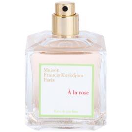 Maison Francis Kurkdjian A la Rose parfémovaná voda tester pro ženy 70 ml
