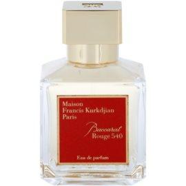 Maison Francis Kurkdjian Baccarat Rouge 540 woda perfumowana unisex 70 ml