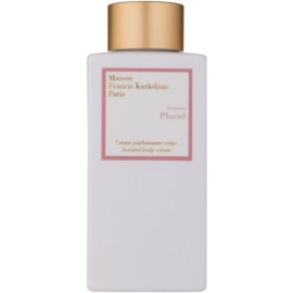 Maison Francis Kurkdjian Féminin Pluriel telový krém pre ženy 250 ml