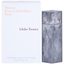 Maison Francis Kurkdjian Globe Trotter kovové puzdro unisex 11 ml  Zinc Edition