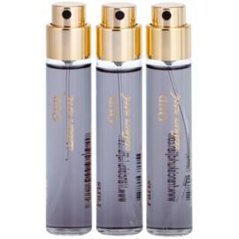 Maison Francis Kurkdjian Oud Cashmere Mood Parfüm Extrakt unisex 3 x 11 ml Ersatzfüllung