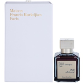 Maison Francis Kurkdjian Oud Velvet Mood extrato de perfume unissexo 70 ml