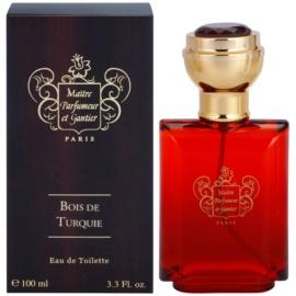 Maitre Parfumeur et Gantier Bois de Turquie toaletní voda unisex 100 ml