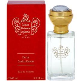 Maitre Parfumeur et Gantier Camelia Chinois Eau de Toilette für Damen 100 ml