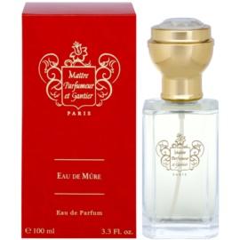 Maitre Parfumeur et Gantier Eau de Mure Eau de Parfum voor Vrouwen  100 ml