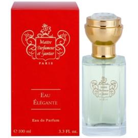 Maitre Parfumeur et Gantier Eau Élégante Eau de Parfum for Women 100 ml