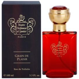 Maitre Parfumeur et Gantier Grain de Plaisir toaletní voda pro muže 100 ml