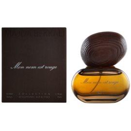 Majda Bekkali Mon Nom Est Rouge Eau de Parfum unisex 50 ml