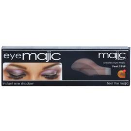 Majic Beauty Eye Majic Matte instantní matné oční stíny odstín 57  2 x 2 ks