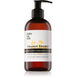 Make Me BIO Orange Energy jabón líquido nutritivo con dosificador  250 ml