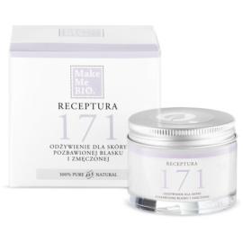 Make Me BIO Receptura 171 Nutritive Cream for Tired Skin  50 ml