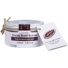 Make Me BIO Body Care kakaové máslo pro suchou pokožku  100 ml
