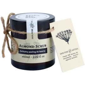Make Me BIO Cleansing Peeling migdałowy delikatny do skóry suchej i wrażliwej  60 ml