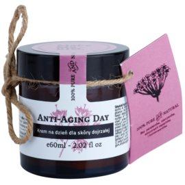 Make Me BIO Face Care Anti-aging verjüngende Creme für reife Haut  60 ml
