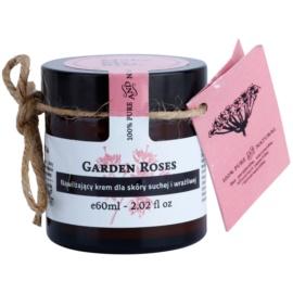 Make Me BIO Face Care Garden Roses Moisturising Cream for Dry and Sensitive Skin  60 ml