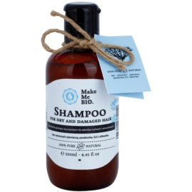 Make Me BIO Hair Care šampon pro suché a poškozené vlasy  250 ml