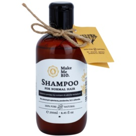 Make Me BIO Hair Care champô para cabelo normal  250 ml
