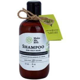 Make Me BIO Hair Care Shampoo für fettiges Haar  250 ml