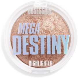 Makeup Obsession Mega Highlighter Shade Destiny