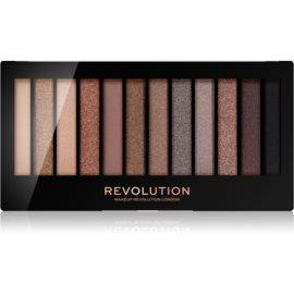 Makeup Revolution Iconic 2 paleta de sombras de ojos  14 g