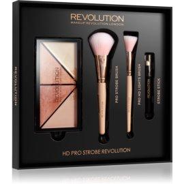Makeup Revolution Pro HD Strobe Revolution Kosmetik-Set  I.