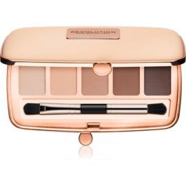 Makeup Revolution Renaissance Palette Day paleta senčil za oči  5 g