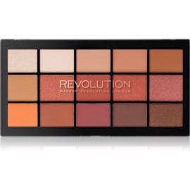 Makeup Revolution Reloaded paleta senčil za oči odtenek Iconic Fever 15 x 1,1 g