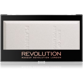 Makeup Revolution Ingot osvetljevalec odtenek Platinum 12 g