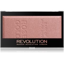 Makeup Revolution Ingot osvetljevalec odtenek Rose Gold 12 g