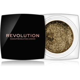Makeup Revolution Glitter Paste Glitre na tvár i telo odtieň Power Hungry 4,5 g