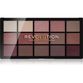 Makeup Revolution Reloaded paleta senčil za oči odtenek Iconic 3.0 15 x 1,1 g