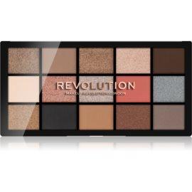 Makeup Revolution Reloaded paleta senčil za oči odtenek Hypnotic 15 x 1,1 g