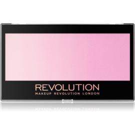 Makeup Revolution Gradient arcpirosító árnyalat Peach Mood Lights 12 g