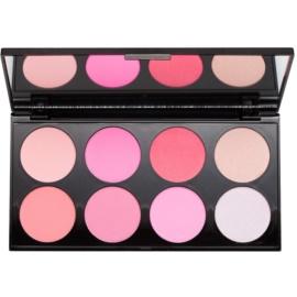 Makeup Revolution Ultra Blush All About Pink paleta fard de obraz  13 g