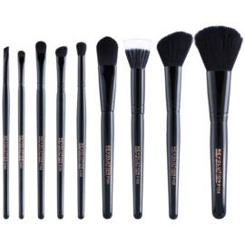 Makeup Revolution Amazing комплект четки   9 бр.