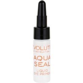 Makeup Revolution Aqua Seal fixátor očních stínů a podkladová báze 2 v 1  5,5 ml