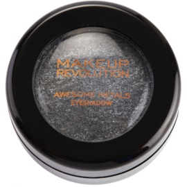 Makeup Revolution Awesome Metals sombras tom Black Diamond 1,5 g